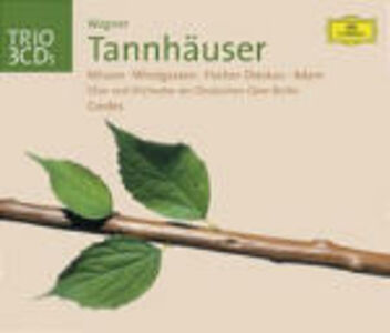 CD Tannhäuser di Richard Wagner