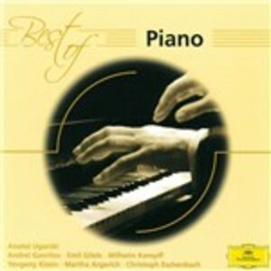 CD Best of Piano