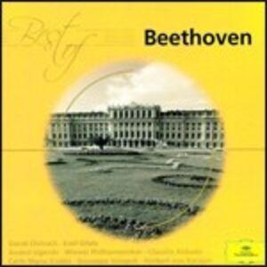 Foto Cover di Best of Beethoven, CD di Ludwig van Beethoven, prodotto da Deutsche Grammophon