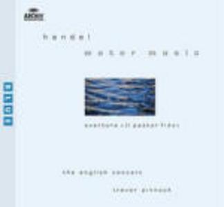 CD Musica sull'acqua (Water Music) - Ouverture Il pastor fido di Georg Friedrich Händel