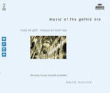Music of the Gothic Era - CD Audio