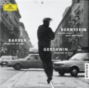 Foto Cover di Rapsodia in blu / Adagio per archi / Highlights da West Side Story, CD di AA.VV prodotto da Deutsche Grammophon