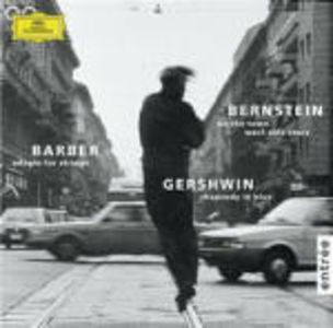 CD Rapsodia in blu / Adagio per archi / Highlights da West Side Story Leonard Bernstein , George Gershwin , Samuel Barber