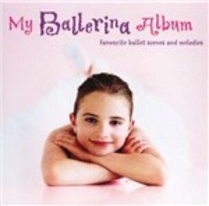 CD My Ballerina Album