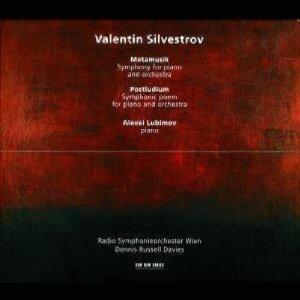 Metamusik - Postludium - CD Audio di Valentin Silvestrov