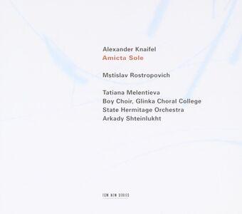 CD Amicta Sole - Salmo 51 di Alexander Knaifel
