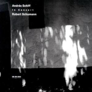 Foto Cover di In Concert, CD di Robert Schumann,Andras Schiff, prodotto da ECM Records