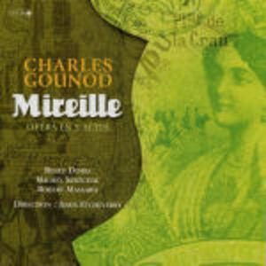 CD Mireille di Charles Gounod