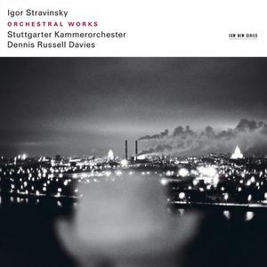 CD Orchestral Works di Igor Stravinsky