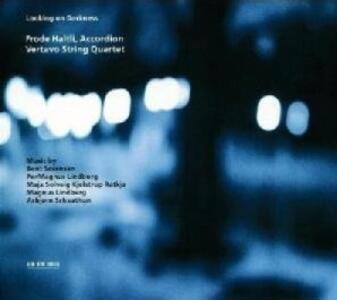 Looking on Darkness - CD Audio di Frode Haltli