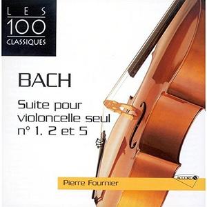 CD Suites Per Violoncello di Johann Sebastian Bach