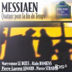 Foto Cover di Quartetto per la fine del tempo (Quatuor pour la fin du temps), CD di Olivier Messiaen, prodotto da Accord