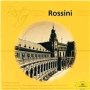 CD Best of Rossini di Gioachino Rossini