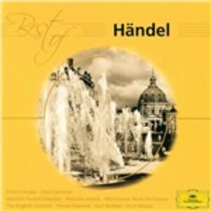 CD Best of di Georg Friedrich Händel