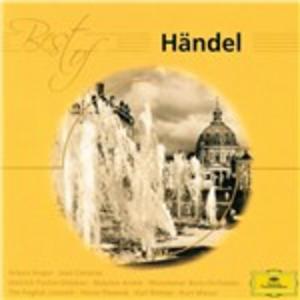 CD Best of di Georg Friedrich Händel