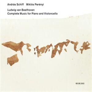 CD Musica per violoncello e pianoforte di Ludwig van Beethoven