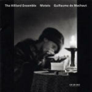 Motets - CD Audio di Guillaume de Machaut,Hilliard Ensemble