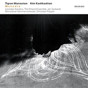 CD Monodia di Tigran Mansurian