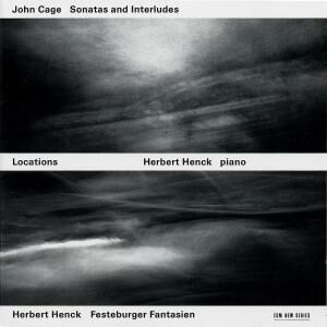 CD Locations. Sonate e Interludi per pianoforte preparato di John Cage