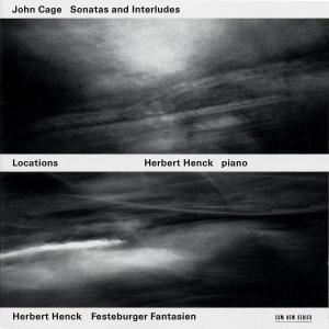CD Locations. Sonate e Interludi per pianoforte preparato di John Cage