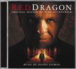 Cover CD Colonna sonora Red Dragon