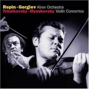 CD Concerto per violino / Concerto per violino Pyotr Il'yich Tchaikovsky , Nikolai Yakovlevich Myaskovsky
