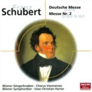 CD Deutsche Messe, Messe 2 di Franz Schubert