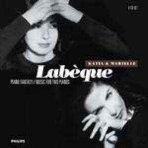 Piano Fantasy - CD Audio di Katia Labèque,Marielle Labèque