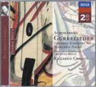 CD Gurrelieder Arnold Schönberg Brigitte Fassbaender Hans Hotter