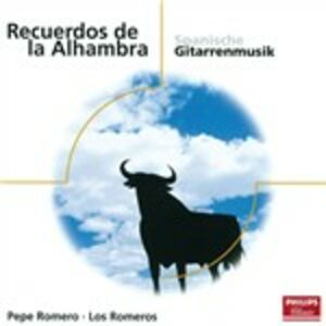 CD Musica Spagnola per Chitarra