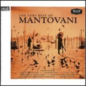 CD The Very Best of Mantovani di Mantovani Orchestra