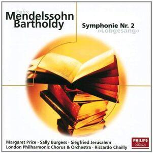 CD 2. Sinfonie di Felix Mendelssohn-Bartholdy