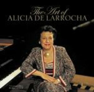CD The Art of Alicia de Larrocha