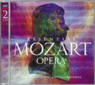 CD Essential Mozart di Wolfgang Amadeus Mozart