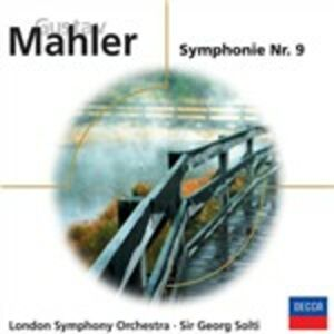 Foto Cover di Sinfonia n.9, CD di Gustav Mahler, prodotto da Eloquence