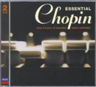 CD Essential Chopin di Fryderyk Franciszek Chopin