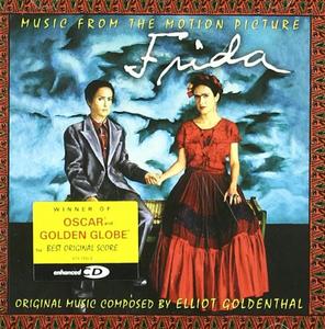CD Frida (Colonna Sonora)