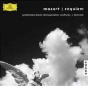 Requiem K626 - CD Audio di Leonard Bernstein,Wolfgang Amadeus Mozart,Orchestra Sinfonica della Radio Bavarese,Jerry Hadley,Maria Ewing,Marie McLaughlin,Cornelius Hauptmann