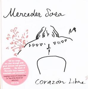 CD Corazon Libre di Mercedes Sosa