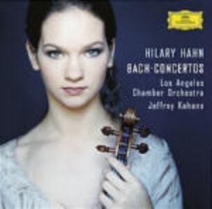 CD Concerti BWV1041, BWV1042, BWV1043, BWV1060 di Johann Sebastian Bach