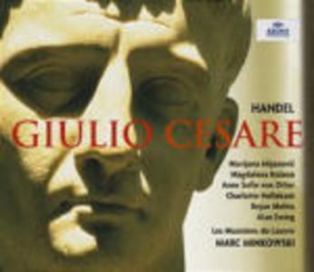 CD Giulio Cesare di Georg Friedrich Händel