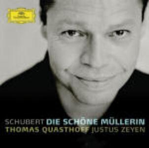 Foto Cover di Die Schöne Müllerin, CD di AA.VV prodotto da Deutsche Grammophon