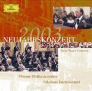 CD Concerto di Capodanno 2003