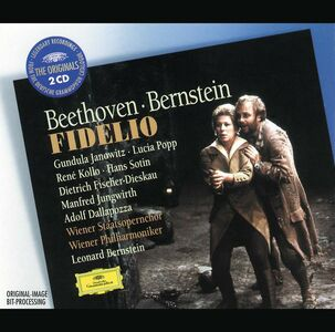 Foto Cover di Fidelio, CD di AA.VV prodotto da Deutsche Grammophon