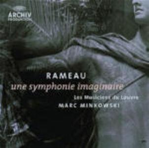Foto Cover di Une symphonie imaginaire, CD di AA.VV prodotto da Archiv