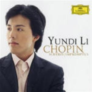 CD Scherzi - Impromptus di Fryderyk Franciszek Chopin