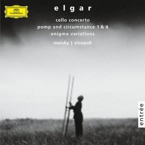 CD Variazioni Enigma - Concerto per violoncello - Pomp and Circumstance di Edward Elgar