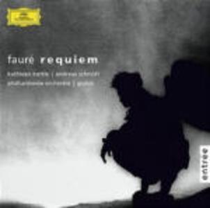 Requiem - CD Audio di Gabriel Fauré,Carlo Maria Giulini,Seiji Ozawa,Philharmonia Orchestra,Boston Symphony Orchestra