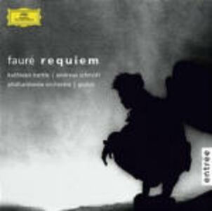 CD Requiem di Gabriel Fauré