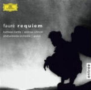CD Requiem di Gabriel Fauré